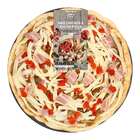 PnP Large BBQ Chicken, Bacon & Mushroom Pizza 500g