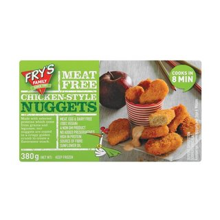 Fry's Chicken Style Nuggets 380 Gr
