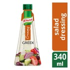 Knorr Salad Dressing Creamy Greek 340ml