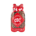 CBC Amber Weiss Beer 440ml x 4