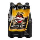Miller Genuine Draft Beer 330ml x 6