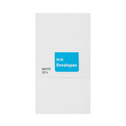 PnP White Envelopes 20ea