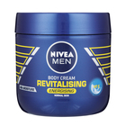 Nivea For Men Revitalising B ody Cream 400 ML