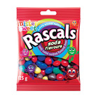 Mister Sweet Rascals Candy Cream Soda Pop 125g