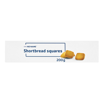 No Name Online Shop no name shortbread squares 200g | each | unit of measure | pick n