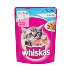 Whiskas Kitten Tuna In Jelly 85g