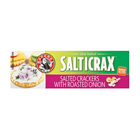 Bakers Salticrax Crackers with Roasted Onion 200g