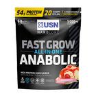 Usn Fast Grow Anabolic Strawberry 1kg