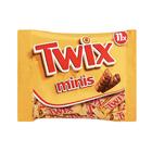 Twix Chocolate Bars Minis 250g