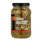 Peppadew Swwet Jalapeno Peppers Hot Slices 400g