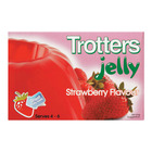 Trotters Strawberry Jelly 40g