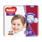 Huggies Unisex Pants Size 5 28s
