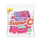 Super C Cherry & Berry 75gr