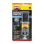 Pattex Epoxy Clear Syringe 2 5 ML