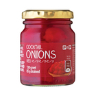 PnP Cocktail Onions Red 130g