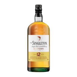 Singleton 12 YO Single Malt Whisky 750ml