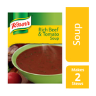 Knorr Packet Soup Rich Beef & Tomato 50g