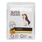 Nutriphase Puppy W/chic S/po Pmpkn 100gr