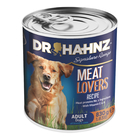 Dr Hahnz Dog Wet Range Original 830gr