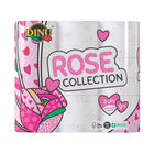Dinu Collection Pink Rose Toilet Rolls 2 Ply 9s