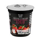 PnP Double Cream Strawberries & Cream Yoghurt 175g