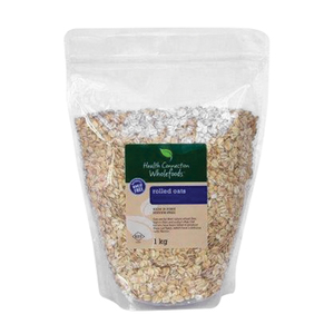Healthconnection Rolled Oats 1kg