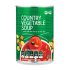 Pnp Soup Vegetable 400gr x 12