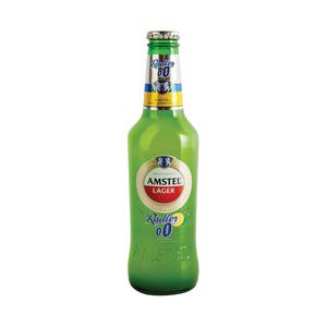 Amstel Radler 0.0% Non Alcoholic Beer 330ml x 24