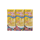 Ultramel Vanilla Custard 200ml x 3