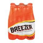 Bacardi Breezer Peach Spirit Cooler  275 ml x 6