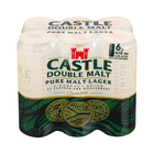 Castle Double Malt 410ml x 6