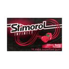 Stimorol Infinity Sugar Free Gum Berry