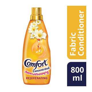 Comfort Fabric Conditioner Aromatherapy Rejuvenating 800ml
