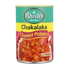 Rhodes Chakalaka With Sweet Potato 400 Gr