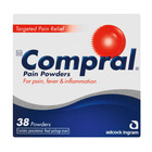 Compral Headache Powders 38s