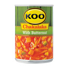 Koo Butternut With Chakalaka 410 GR
