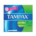 Tampax Tampons Super 20ea