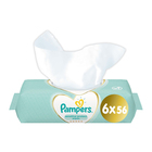 Pampers Sensitive Protection Baby Wipes, 4+2Free, 336 Wipes