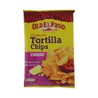OLD EL PASO TORTILLA CHIPS CHEESE 185GR