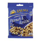 Safari Peanuts And Raisins 750g
