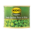 Koo Garden Fresh Peas 215g