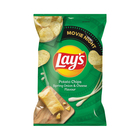 Lay's Spring Onion & Cheese Flavoured Potato Chips 120g