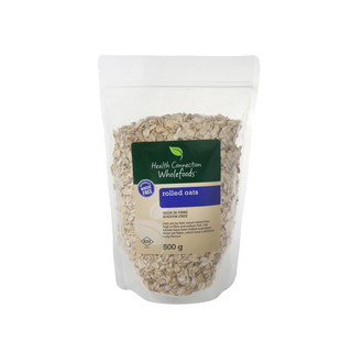 Health Connection Wholefoods Rolled Oats 500g