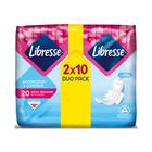 Libresse Maxi Pads Cotton Feel Norm Duo 20ea