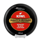 Kiwi Paste Shoe Polish Black 200ml