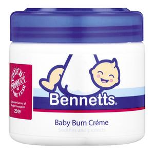 Bennetts Baby Bum Creme 300g