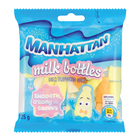 Manhattan Candyland Milk Bottles 125g