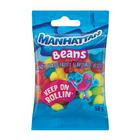 Manhattan Candy Fruity Beans 50gr