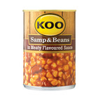 Koo Samp & Beans Meaty Flavour 400g