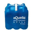 Aquelle Still Natural Spring Water 1.5l x 6